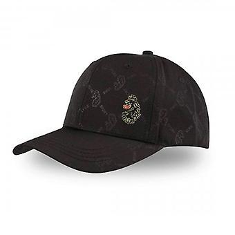 Luke 1977 Drift Logo Black Polyester Baseball Cap