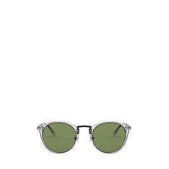Persol PO3248S transparent grey unisex sunglasses