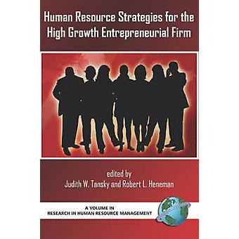 Henkilöstöstrategiat korkean kasvun yrittäjäyritykselle