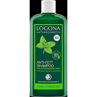 Logona Organic Lemon Balm Balance Shampoo 250 ml