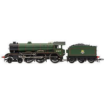 Hornby BR B17/4 Class 4-6-0 61619 Welbeck Abbey Era 4 Model Train