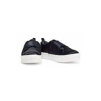 Sam Edelman Womens Levine lage Top Pull op Fashion Sneakers