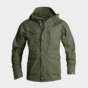 Men Tactical Clothing, Army Windproof Military Field Jacket, Coats Hoodie