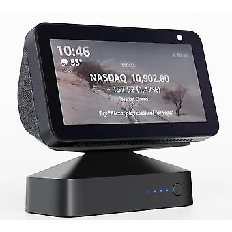 Battery Base For Echo Show Portable Docking Station