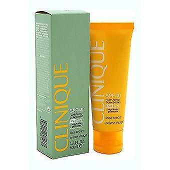 Crema facial Clinique Sun SPF40 50 ml