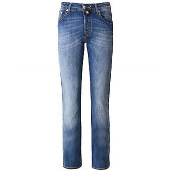 Jacob Cohen 620 Stretch Regular Fit Comfort Jeans