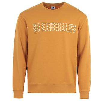 NN07 Brody Sustainable Tencel Blend Sweatshirt - Warm Yellow