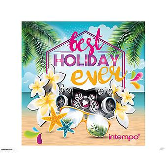Intempo Best Holiday Ever Vinyl