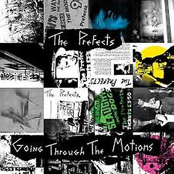 Fler bilder prefekterna – går igenom rörelserna Vinyl