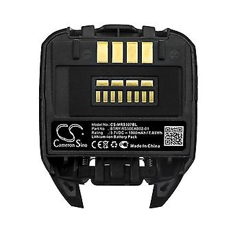 Cameron Sino Mrs507Bl Battery Replacement For Motorola Barcode Scanner
