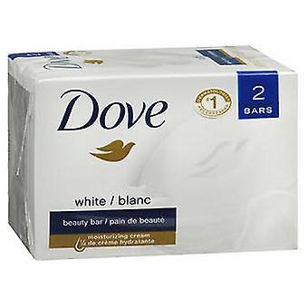 Dove Dove Beauty Bars, White 2/4.25 oz