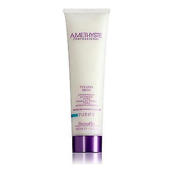 Facial Mask Amethiste Purify Peeling Farmavita Exfoliant (150 ml)