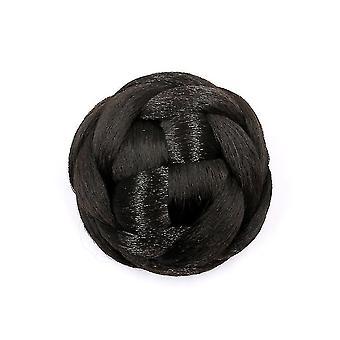 Hepburn Hair Bun Synthetic Chignon