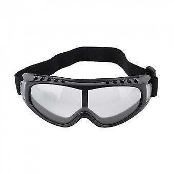 Snowboard stofdichte zonnebril skibril lens frame glazen paintball