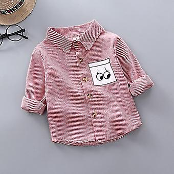 Shirt / Tops Clothes Spring Thin Toddler Infant Long Sleeve Tees Baby
