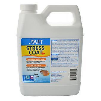 API Stress Coat Plus - 32 أوقية (يعامل 1,893 جالون)