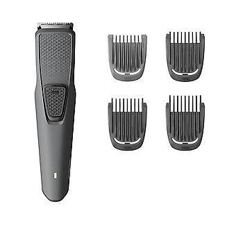 Philips BT1216 Beard & Stubble Trimmer Series 1000 Rasoir à cheveux rechargeable USB