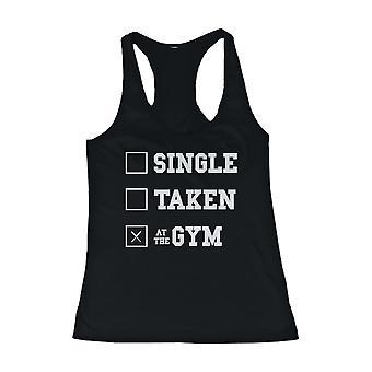 Träna Tank Top - på gymmet - söt träning lata Tanktop, träningskläder