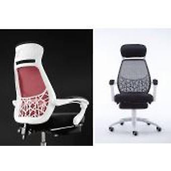 Saunatoimiston tuoli - Työpöytätuoli - Kotitoimisto - Moderni - Musta