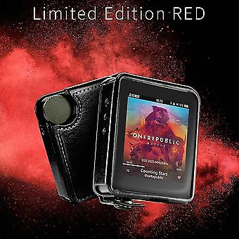Mp3 players leather case suitable for shanling m1 protective shell elegant appearance