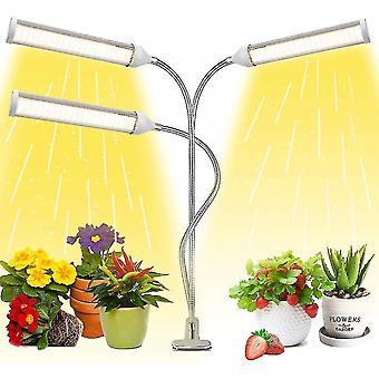 Bulb planting tools plant lighting  led plant light  full spectrum filling light  successful plant growth horizontal