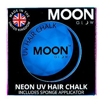 Moon Glow - 3.5g Hair Chalk - Blue