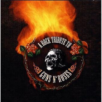 Felsen-Tribut zu Guns N ' Roses - Felsen-Tribut zu Guns N ' Roses [CD] USA import