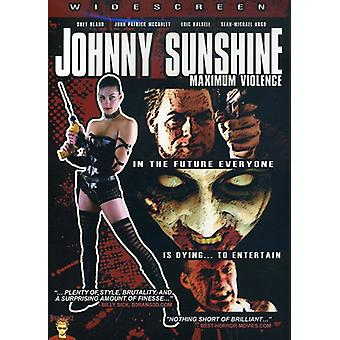 Johnny Sunshine [DVD] USA import