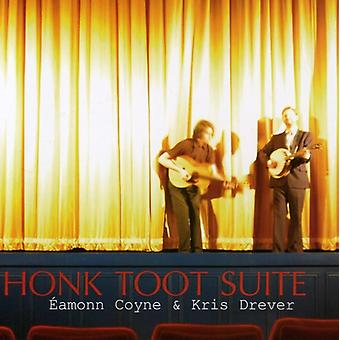 Coyne/Drever - Honk Toot Suite [CD] USA import