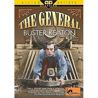 General [DVD] USA import