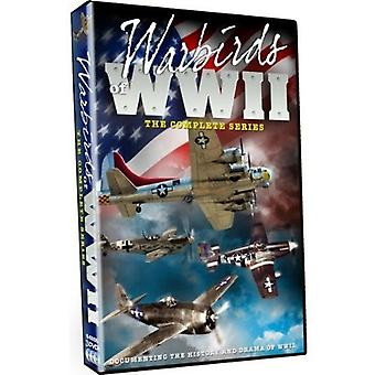 Warbirds of WWII: Complete Series [DVD] USA import