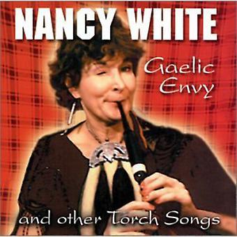 Nancy White - importation USA gaélique envie [CD]