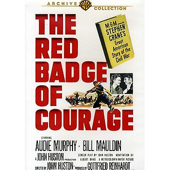 Red Badge of Courage [DVD] USA import