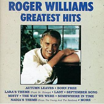 Roger Williams - Greatest Hits [CD] USA import
