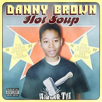 Danny Brown - Hot Soup [CD] USA import