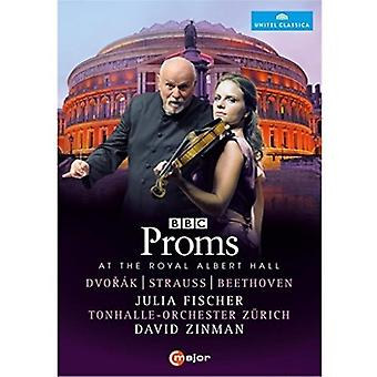 Julia Fischer at the BBC Proms [DVD] USA import