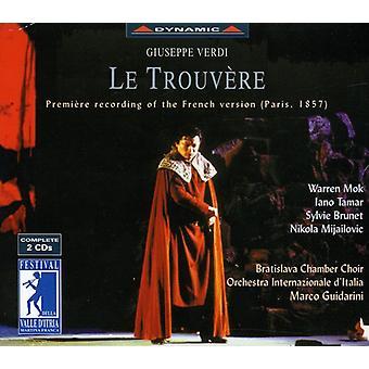 G. Verdi - Verdi: Le Trouv Re [CD] USA import