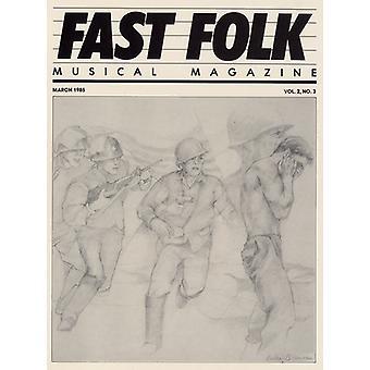 高速民俗音楽マガジン - Vol. 2 高速フォーク音楽雑誌 (3) [CD] アメリカ インポート