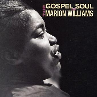Marion Williams - evangeliet sjæl af Marion Williams [CD] USA import