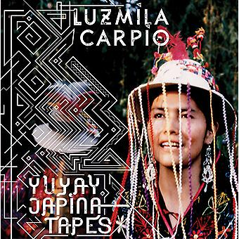 Luzmila Carpio - Yuyay Jap'Ina Tapes [CD] USA import