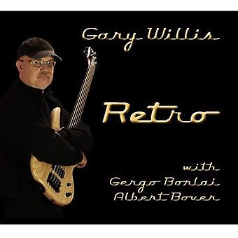 Gary Willis - importación de Retro USA [CD]