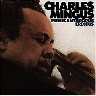 Charles Mingus - importazione USA Pithecanthropus Erectus [CD]