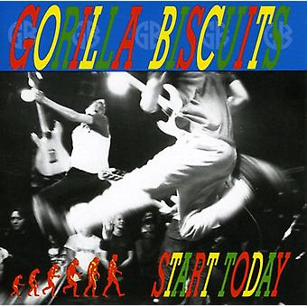 Gorilla Biscuits - Start Today [CD] USA import