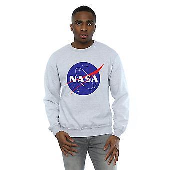NASA Men's Classic Insignia Logo Sweatshirt