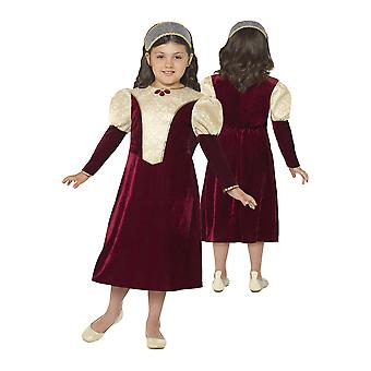 Dziecięce stroje karnawalowe historycznych sukienka dla dziewczynek