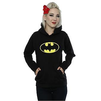 DC كاريكاتير المرأة & apos;ق باتمان شعار هودي