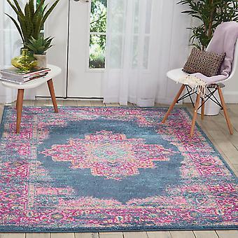 Pasja Psn03 dywaniki w kolorze niebieskim