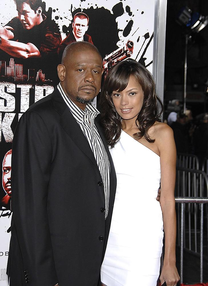 Forest Whitaker Keisha Whitaker At Arrivals For Fox ...