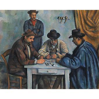 Kortin pelaajia taide