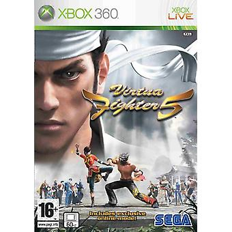 Virtua Fighter 5 (Xbox 360) - Usine scellée